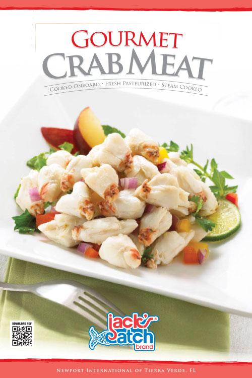 Gourmet Crab