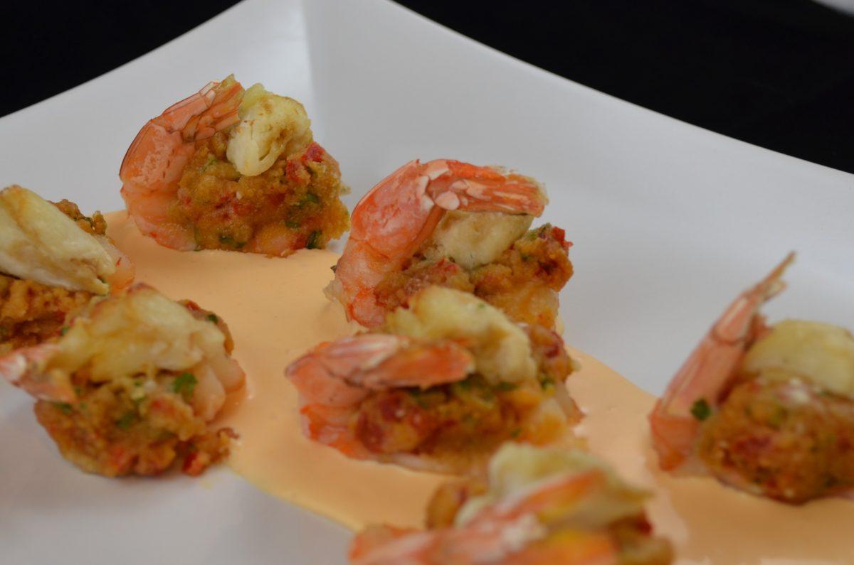 Jumbo Lump Crab Stuffed Shrimp Newport International